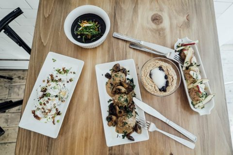 menu mtl à table du meatball house