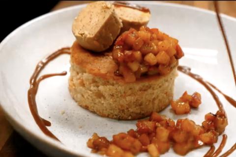 foie gras torchon Le Palme